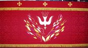 Holy Spirit Altar Frontal